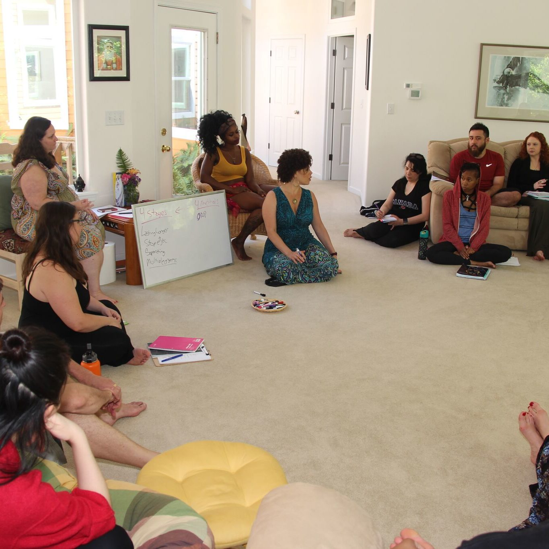 authentic tantra certification program