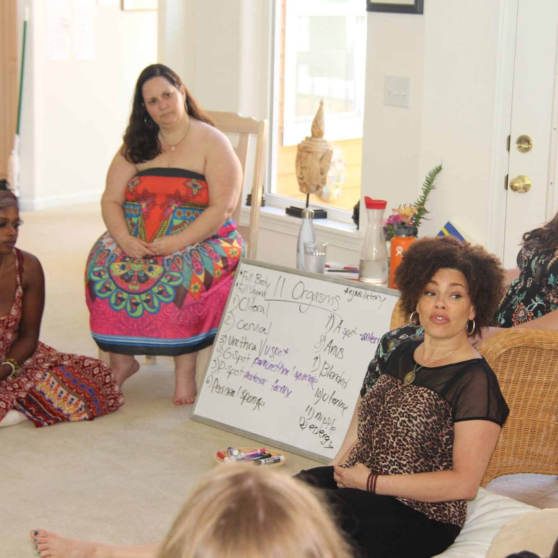authentic tantra training